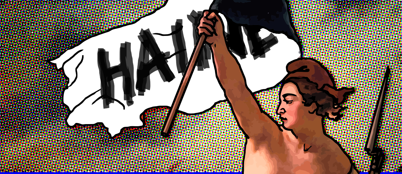 La Libertad enarbolando el odio Autor: Guillermo T. Aveledo