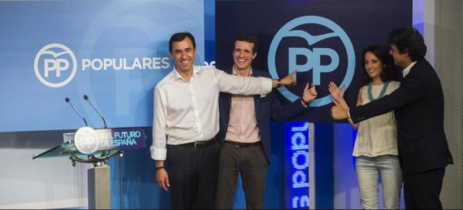 Fuente: Partido Popular Español | http://www.pp.es