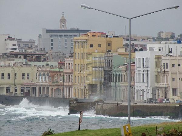 La Habana desde la bahía