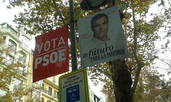 Campaña electoral en España - Foto: Carmen Beatriz Fernández