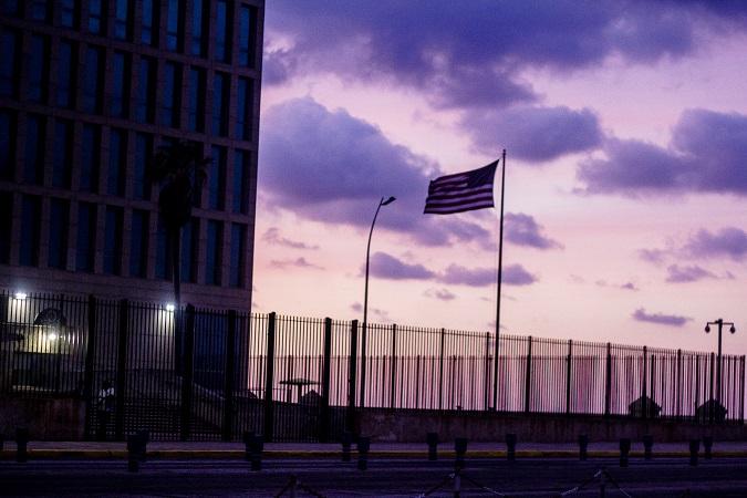 Embajada de Estados Unidos en La Habana | Foto: Gerardo Noriega [CC BY-SA 3.0] via Wikimedia Commons