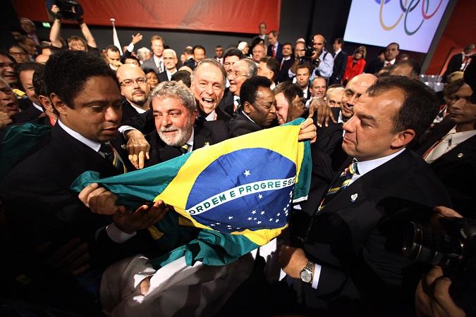 Brasil gana la sede de las Olimpíadas 2016 | Foto: Ricardo Stuckert, Agência Brasil