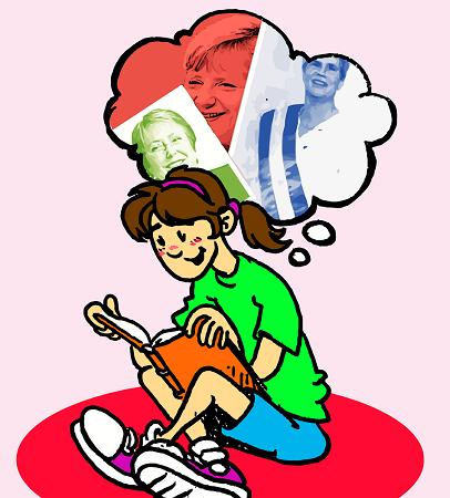 La vocación política continúa impulsando los sueños de muchos jóvenes | Ilustración: Guillermo Tell Aveledo