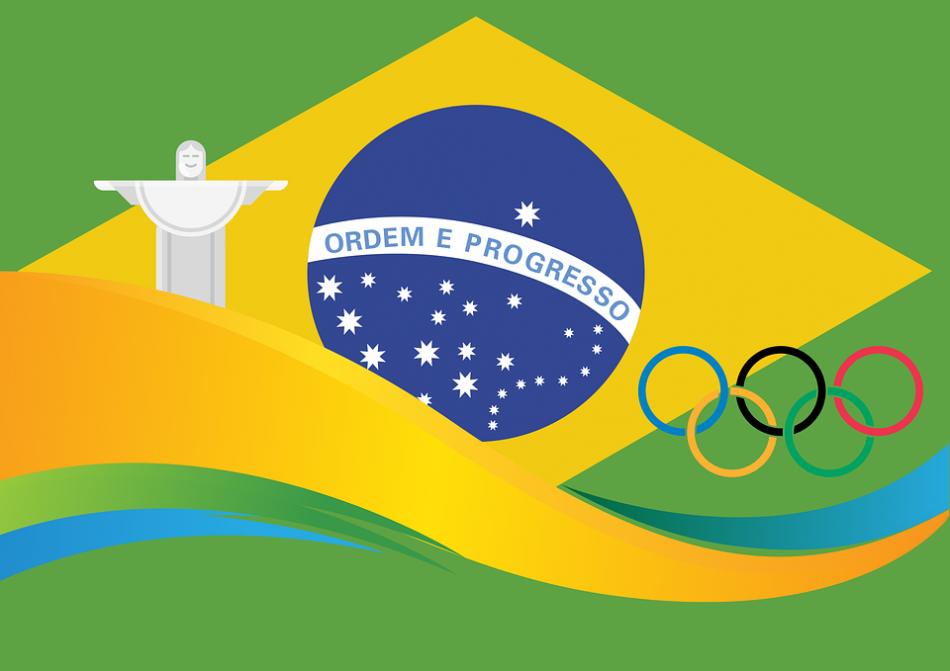 Juegos Olímpicos en Brasil 2016. Imagen www.pixabay.com