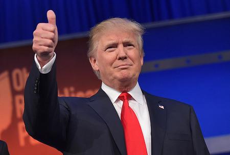 Donald Trump, presidente electo de los Estados Unidos