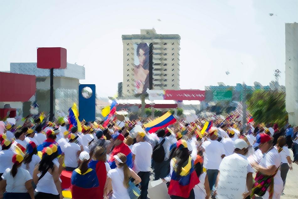 PROTESTA VENEZUELA - María Alejandra Mora (SoyMAM)