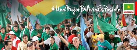 Movimiento Demócrata Social -Demócratas, Bolivia