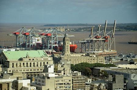 Puerto de Montevideo | Foto: Christian Cordova, vía Flickr