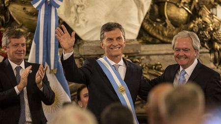 Presidente Mauricio Macri | Foto: Presidencia de la Nación, Argentina