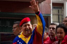 El Comandante en 2012 | Foto: Walter Vargas, vía Flickr