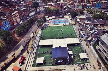 El Parlamento venezolano sesiona en el barrio Mesuca, Petare, estado Miranda