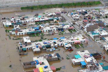 Inundaciones en el Perú, enero de 2017 | Foto: Ministerio de Defensa del Perú, vía Flickr