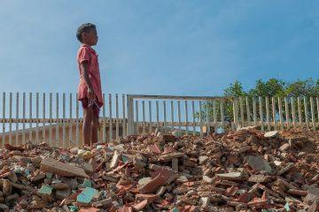 «Si no hay comida cuando se tiene hambre… la democracia es una cáscara vacía»   Imagen: The Photographer, vía Wikicommons