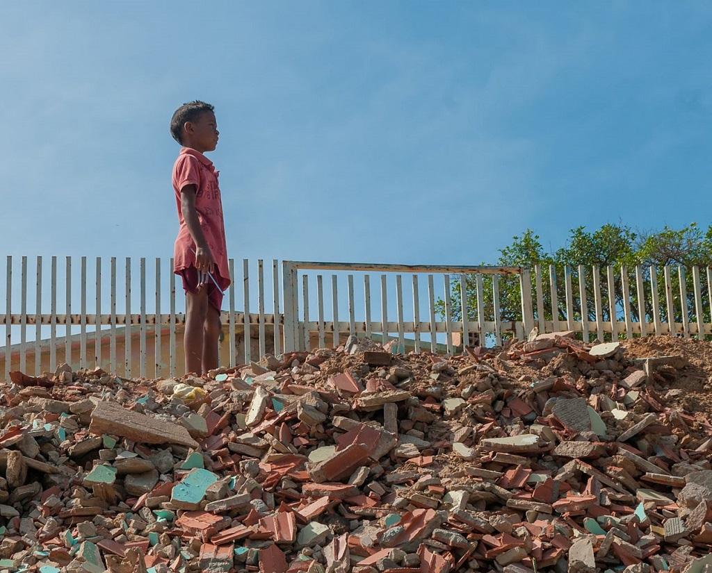 «Si no hay comida cuando se tiene hambre… la democracia es una cáscara vacía» | Imagen: The Photographer, vía Wikicommons