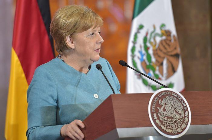 En su visita a México Angela Merkel reveló una vez más el rostro humano de una verdadera líder global | Foto: Presidencia de la República de México