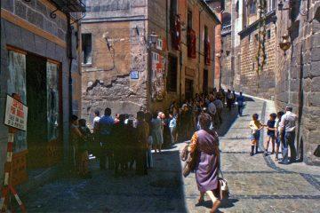 Toledo (España), elecciones generales del 15.6.1977