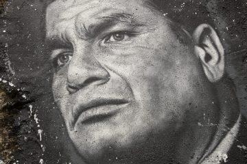 Rafael Correa, expresidente de Ecuador | Foto: Thierry Ehrmann, vía Flickr