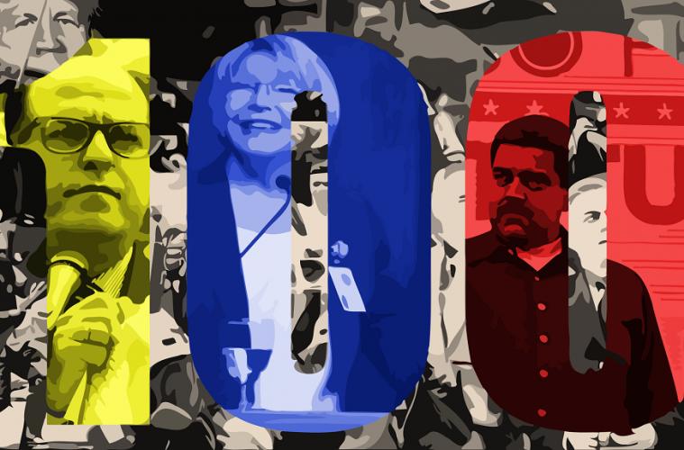Venezuela: cien días de protestas | Imagen: Guillermo Tell Aveledo