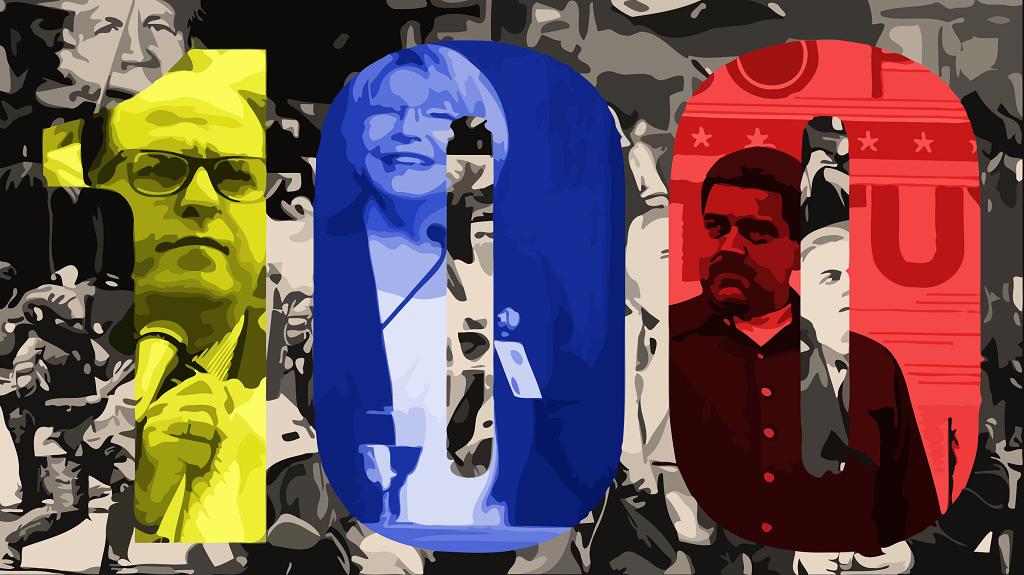 Venezuela: cien días de protestas   Imagen: Guillermo Tell Aveledo