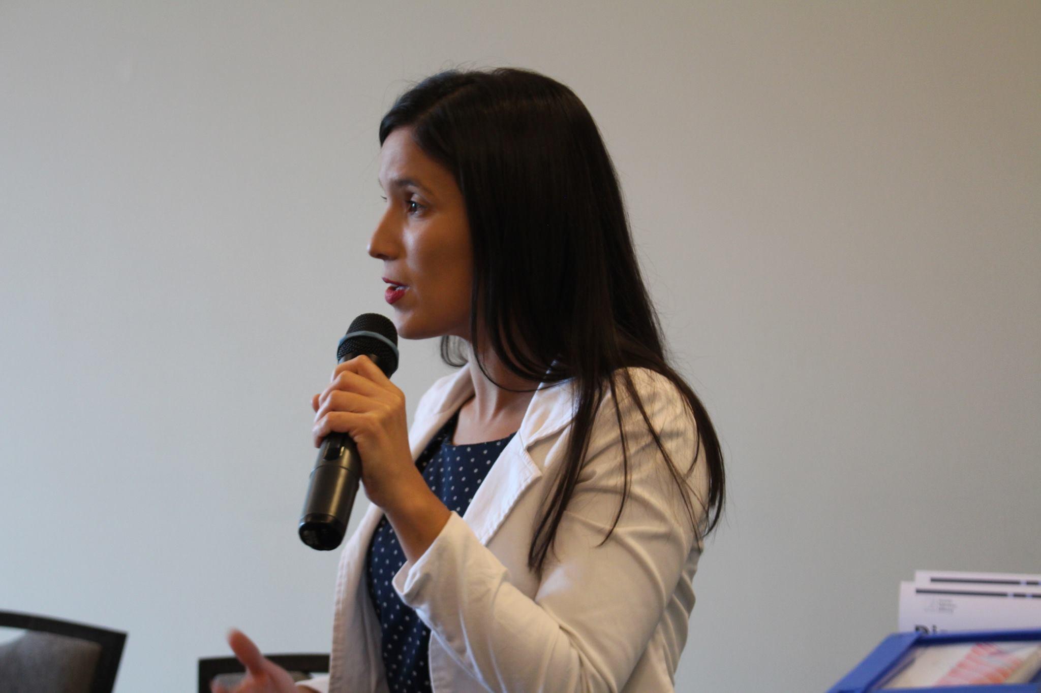 Christa Rivas Caballero
