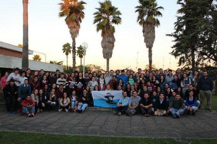 Jóvenes del Partido Nacional de Uruguay | Foto: Castellar Granados