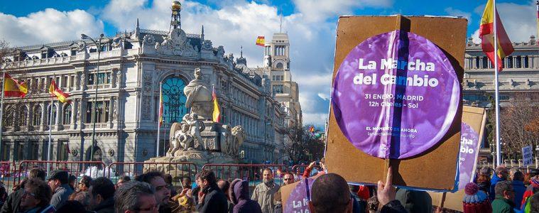 Madrid Podemos | Foto: Wikicommons