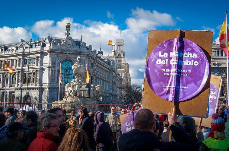 Madrid Podemos   Foto: Wikicommons