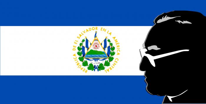 Oscar Arnulfo Romero Imagen: Guillermo Tell Aveledo