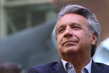 Presidente Lenín Moreno | Foto: Agencia Andes