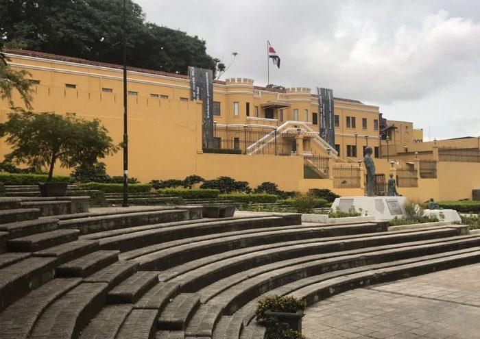Museo Nacional de Costa Rica, ex Cuartel Bellavista