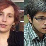 Stefanie Kreher y Nicolás Iglesias Schneider