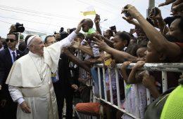 Francisco visita Cartagena | Foto: Presidencia de la República de Colombia