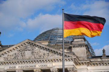 Reichstag (sede del Parlamento), en Berlín