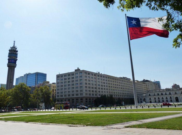 Centro de Santiago de Chile, donde reside la sede del gobierno del país | Foto: pixabay.com CC0