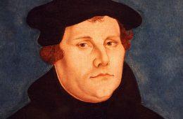 Martín Lutero, 1483-1546. Fuente: WikiCommons.