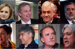Presidenciables 2017 en Chile