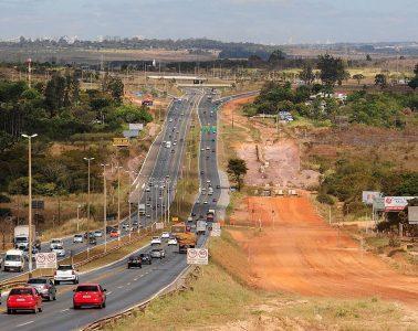 BNDES financia obras de infraestructura   Foto: Agencia Brasilia, vía Wikicommons