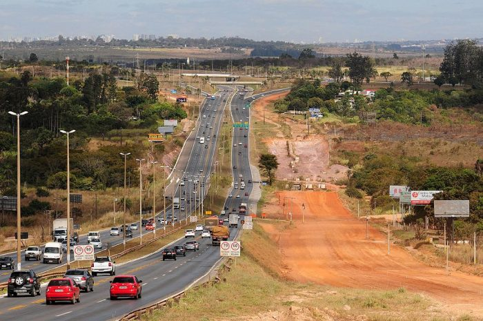 BNDES financia obras de infraestructura | Foto: Agencia Brasilia, vía Wikicommons