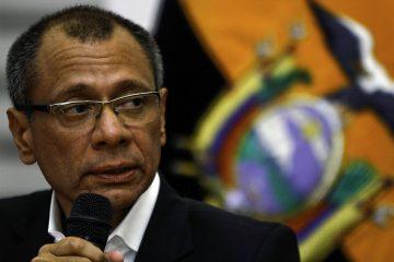 Vicepresidente Jorge Glas | Foto: Agencia Andes, vía Wikicommons