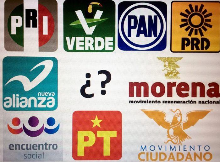 Ningún partido acudirá solo a la elección de 2018: un escenario inédito en México