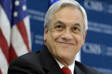 Sebastián Piñera, presidente electo de Chile 2017 | Foto: Wikicommons