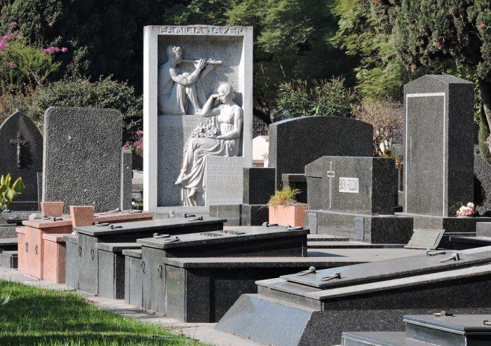 Panteón familiar en el Cementerio Británico de Montevideo | Foto: Eduardo Montemuiño