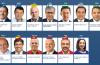 Candidatos presidenciales para las elecciones del 4 de febrero de 2018 | Fuente: TSE Costa Rica