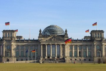 Bundestag alemán | Foto: Wolfgang Pehlemann, vía Wikicommons