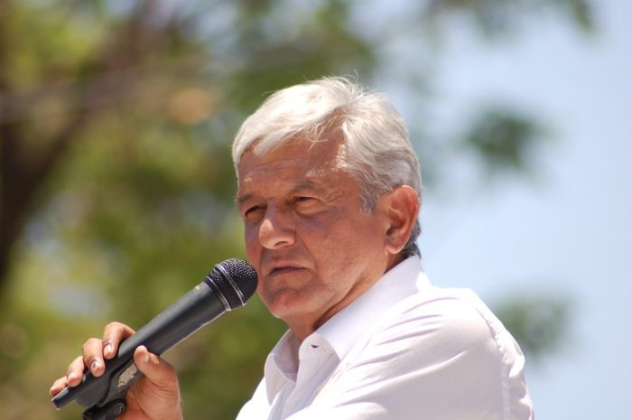 Andrés Manuel López Obrador | Foto: Hasselbladswc, vía Wikicommons