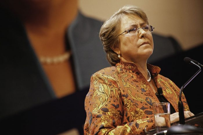 Michelle Bachelet | Foto: Flickr