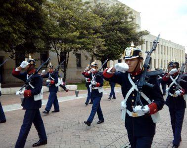 Batallón Guardia Presidencial, Bogotá   Foto: José Alejandro Cepeda