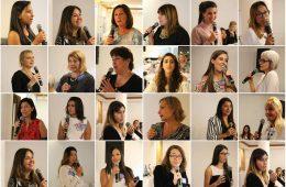 Mujeres lideres humanistas de America | Foto: KAS Montevideo