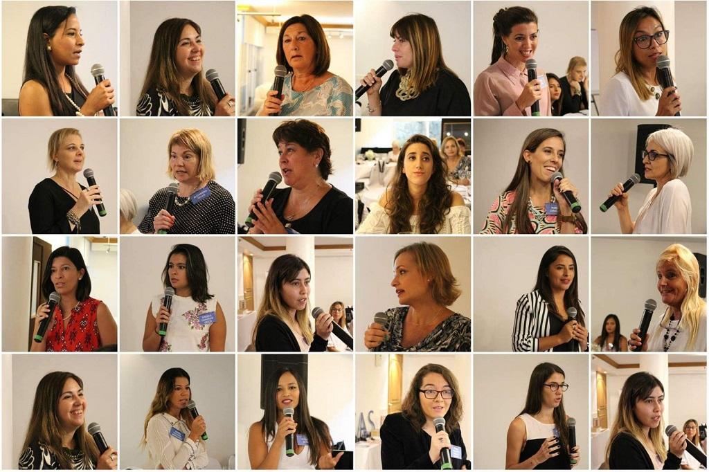 Mujeres lideres humanistas de America   Foto: KAS Montevideo