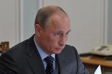 Vladimir Putin | Foto: President of Russia CC BY 4.0